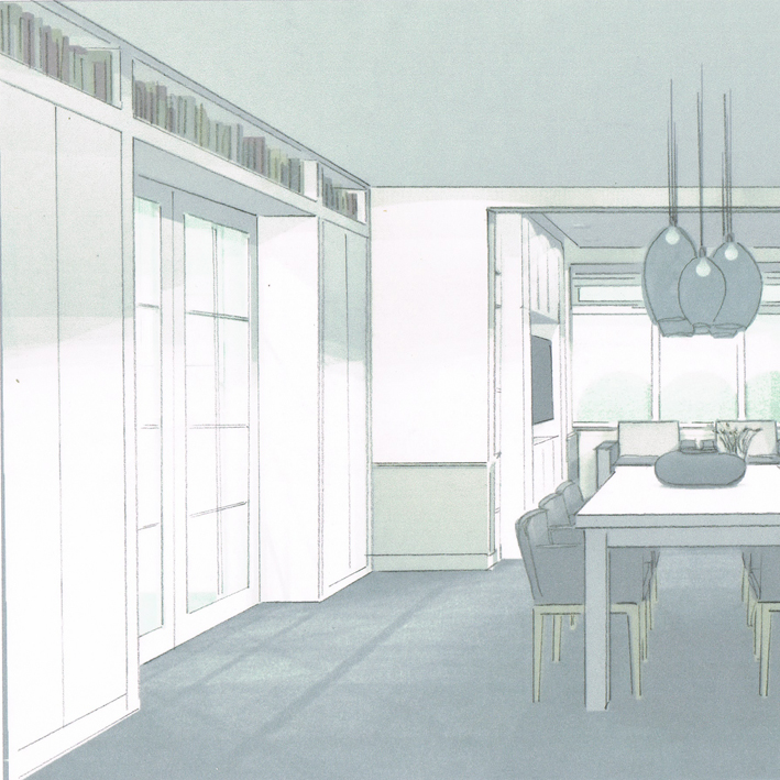 Woonhuis reusel 2e ontwerp miranda van gestel for Interieur ontwerpen